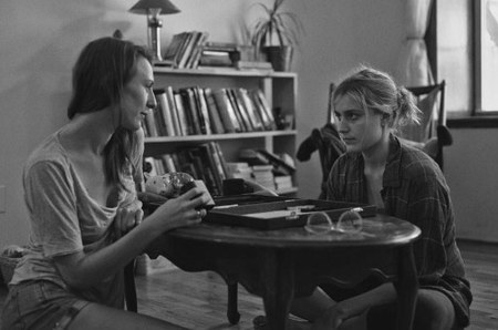 Frances Ha film featuring Greta Gerwig