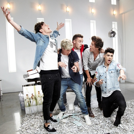 One Direction release Best Song Ever video