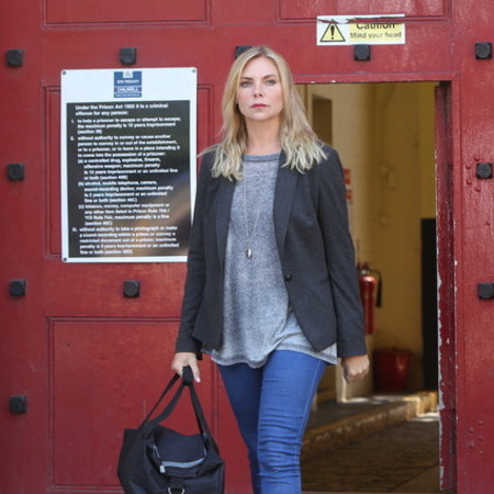 Samantha Womack returns to EastEnders as Ronnie Mitchell
