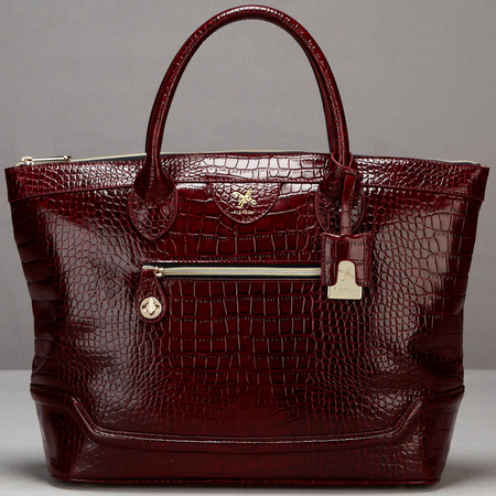 Fiorelli Marla leather handbag in red