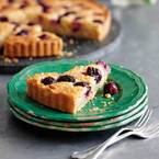 Must bake now: Cherry & almond tart