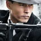 Johnny Depp talks about his role in Public Enemies