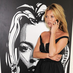 Look! Kate Moss launches luxe phone collection