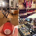MUA BLOG: Backstage at Global Fashion Awards Shortlist Party