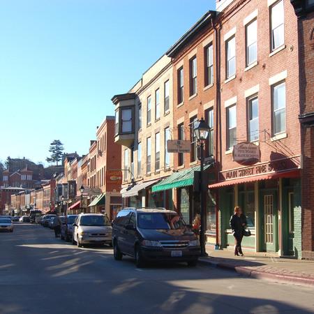 Galena main street