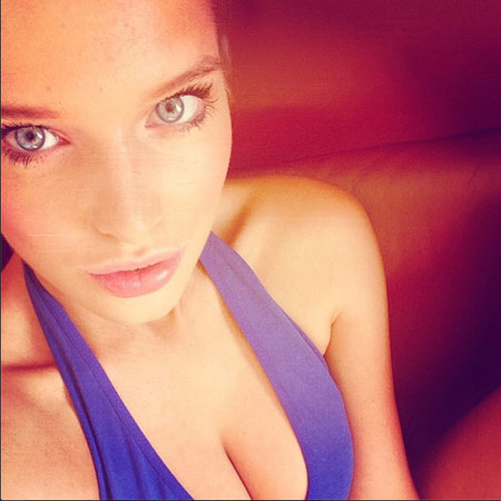 Helen Flanagan takes another selfie on Instagram