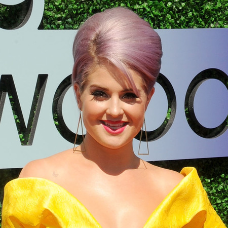 Kelly Osbourne's beehive hairstyle
