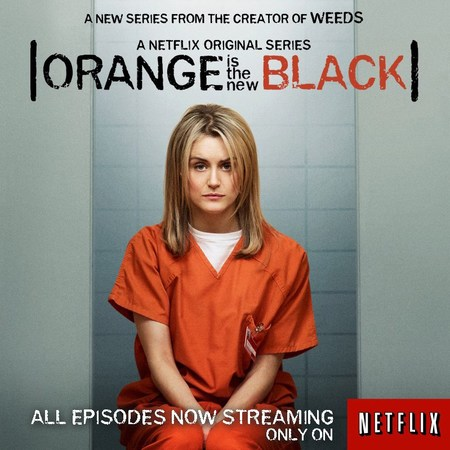 Orange is the new black Netflix original series