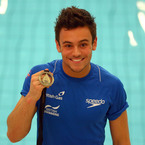 Tom Daley lands his first presenting role