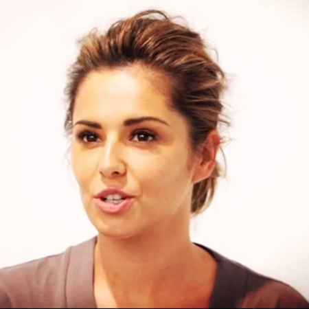 Cheryl Cole no makeup for L'Oreal Skin Perfection