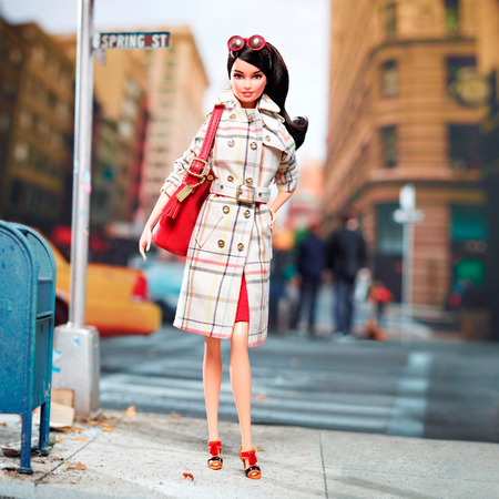 Coach Collectors Barbie