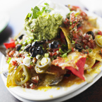 The ultimate nachos sharing platter recipe