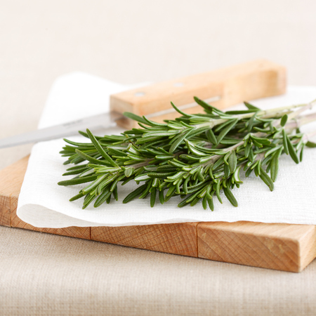 Cooking with rosemary: Starters and desserts