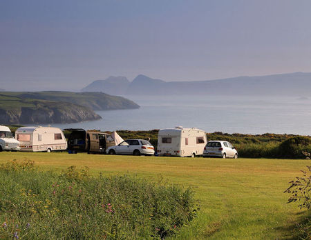 Best campsite in Britain