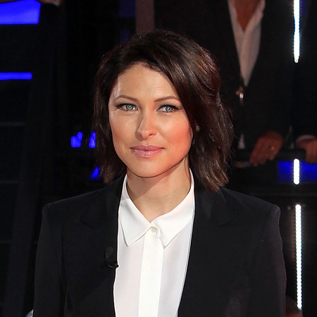 Emma Willis Celebrity Big Brother 2013 launch night