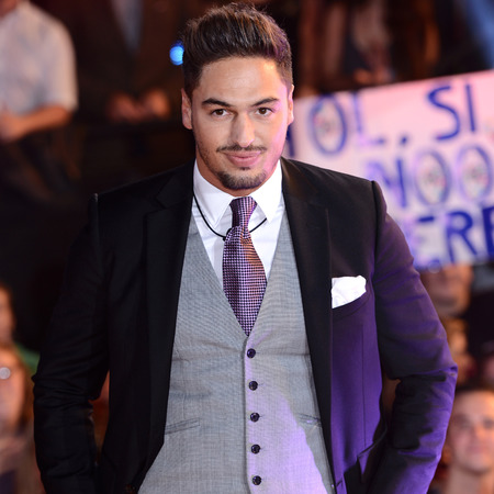 Mario Falcone in Celebrity Big Brother series 12