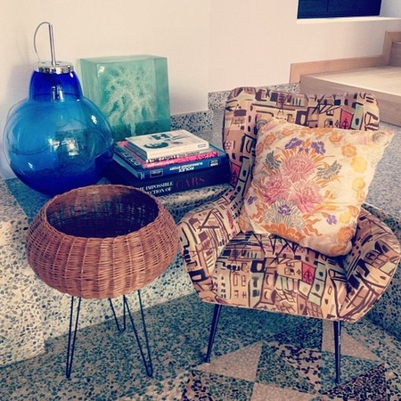 Inside Margherita Missoni's home