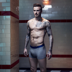 It's a sad day for David Beckham's pants