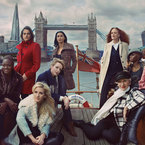 Meet the new famous faces of M&S AW13