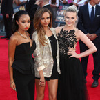 Little Mix do grown-up glam at This Is Us premiere