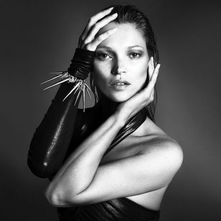 BEST KATE MOSS MOMENTS: Interview magazine
