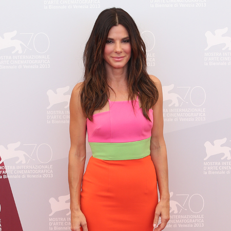 Sandra Bullock hits day one of 70th Venice Film Festival
