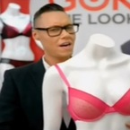 Does Gok Wan's 'bangers' bra ad offend you?
