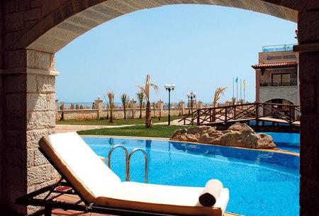 Crete spa holiday