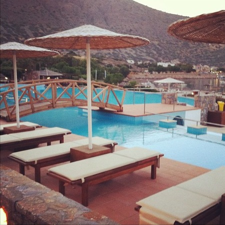 Crete spa holiday