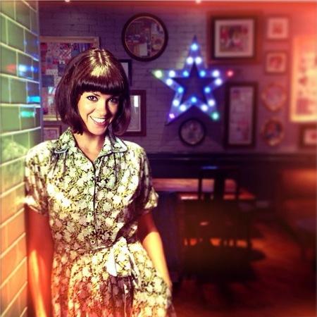 Dawn O'Porter's vintage wardrobe