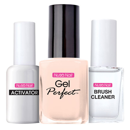 Nutra Nail Gel Perfect 5-minute manicure