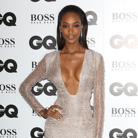 Jourdan Dunn at GQ Men Of The Year Awards 2013