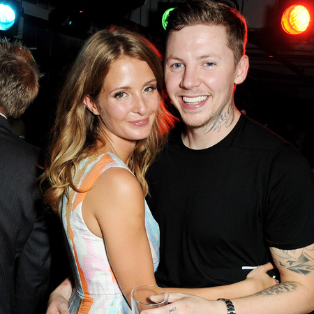 Professor Green opens Ink nightclub