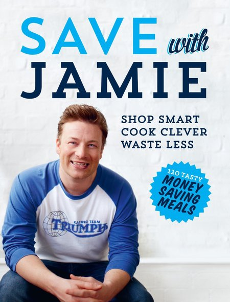 Save with Jamie book cover