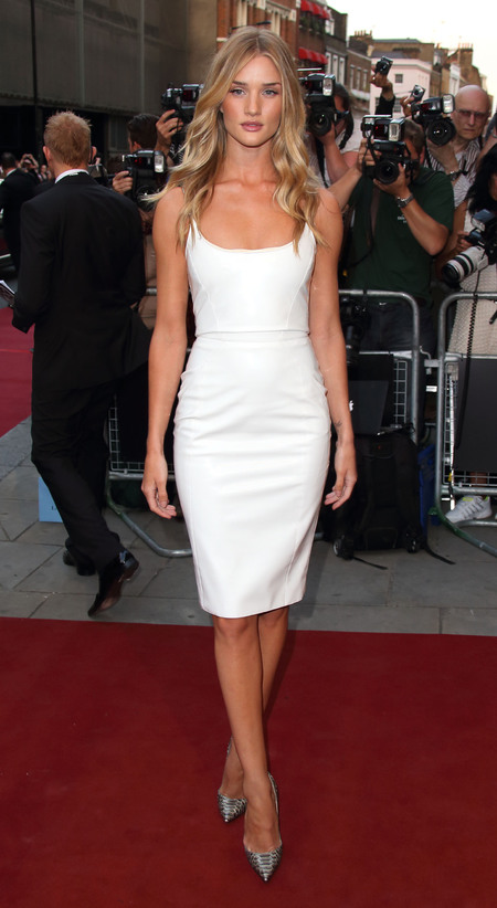 Rosie Huntington-Whiteley at GQ Men Of The Year Awards 2013