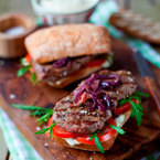 The ultimate Steak & Caramelised Onion Sandwich recipe