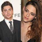 Kristen Stewart wants to get with Zac Efron?