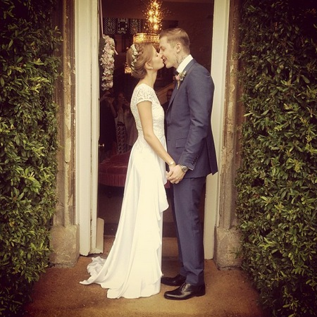Millie Mackintosh and Pro Green Wedding