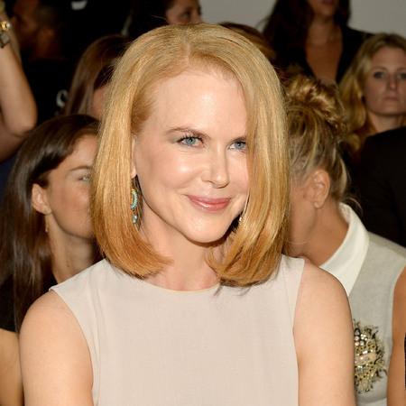Nicole Kidman: Cranberry juice