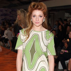Nicola Roberts hits the House of Holland SS14 FROW