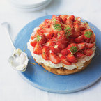 Eric Lanlard's Strawberry Tart 'Royale'