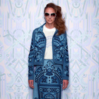 LFW:  Holly Fulton Spring/Summer 2014