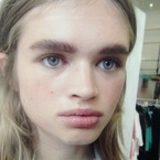 LFW SS14: Revlon's refined raver makeup at Whistles