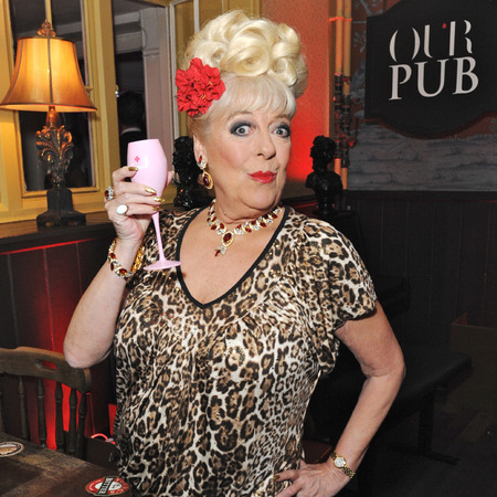 Julie Goodyear at Virgin Media TiVo - Launch Party