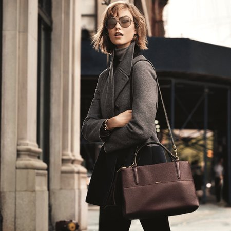 Karlie Kloss for Coach AW13