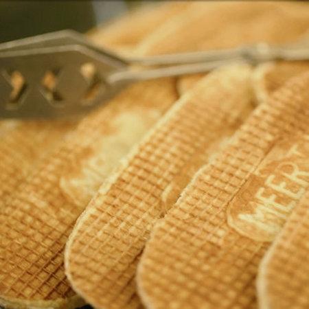 Meert Waffles, Lille, France