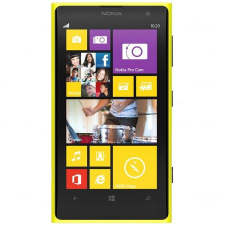 Nokia Lumia 1020 mobile phone