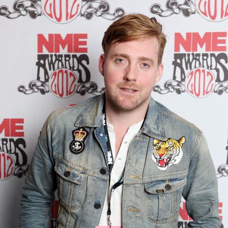Ricky Wilson at NME Awards 2013