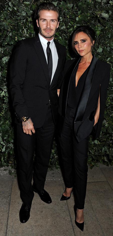 Masculine Fashion Trend Victoria Beckham