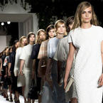 WATCH: The Mulberry SS14 London Fashion Week show
